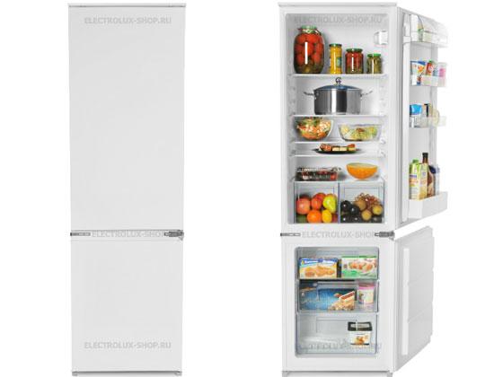 Холодильник Занусси Двухкамерный Инструкция img-1