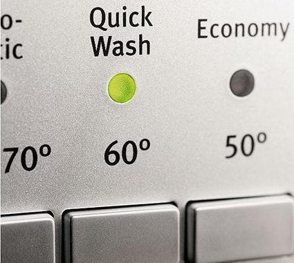 Быстрые программы стиральных машин